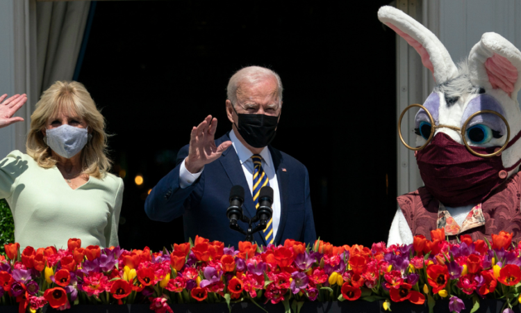 Remarks by President Biden on the Tradition of Easter at the White House