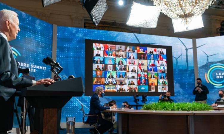 FACT SHEET: President Biden's Leaders Summit on Climate